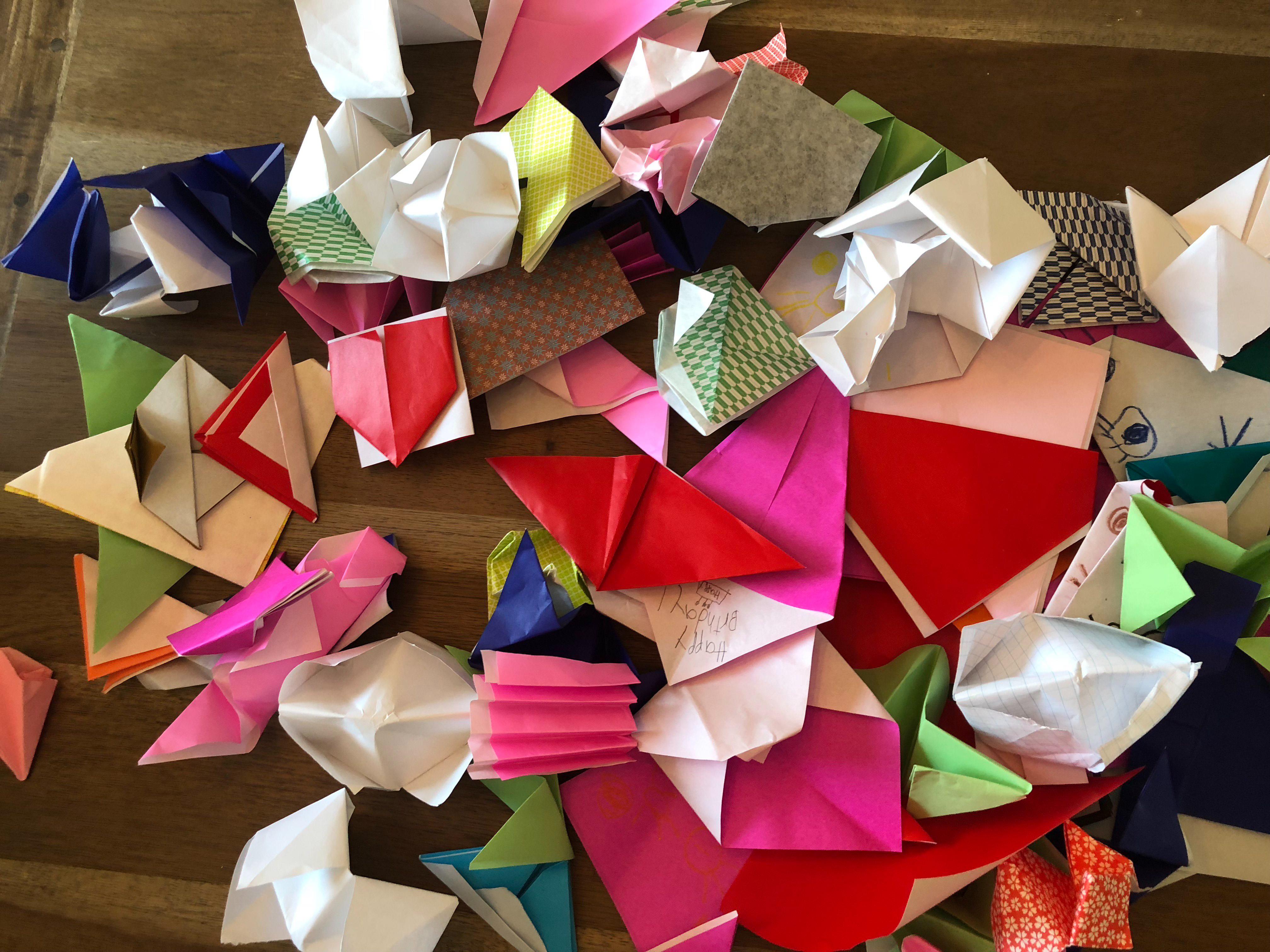 Mini Castle of Foldingburg. 'Origami Magic Ball Wonders' b…   Flickr   3024x4032