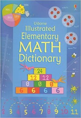 Usborne Illustrated Elem Math Dictionary
